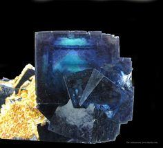 Okorusu, Namibia is renowned for its multi-hued attractive Fluorites such as this one.