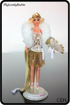 Más tamaños | 1993 1920's Flapper® Barbie® - Great Eras Collection | Flickr: ¡Intercambio de fotos!