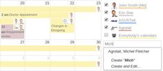 You can now display other users agenda in your Odoo calendar, and get notified of their meetings Accounting, Calendar, Display, How To Plan, Design, Billboard, Business Accounting, Design Comics