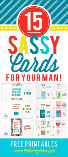 15 sexy cards...LOVE it and so will my man! www.TheDatingDivas.com