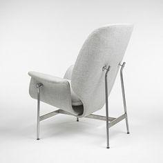 George Nelson . kangaroo lounge chair, for Herman Miller, 1956