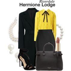 Veronica, Riverdale Set, Hermione Lodge, Riverdale Fashion, Trendy, Girl Clothing, Woman Fashion, Winter Dresses, Work Outfits