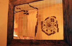 Matrix Framed Mirror Antique Copper Black by natureinspiredcrafts, $325.00