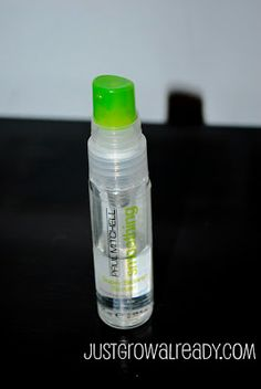 Product Review: Paul Mitchell Super Skinny Serum by Just Grow Already! blog