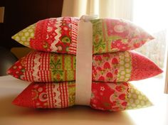 Cute Pillows that match Kaia's bedding