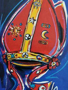 Mijter van Sinterklaas