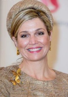 ♥•✿•QueenMaxima•✿•♥... At award ceremony of the Geuzen Medal March 14, 2016