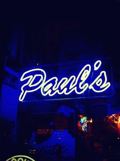 NYC, NYC #neon #paul
