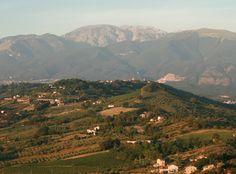 Guardiagrele. Средневековый городок мастеров и ремесленников в Абруццо