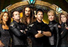 Extrañas Conspiraciones: La televisión Stargate y Movie Conspiracy: Stargate Atlantis, SG-1, y el universo