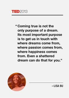 Where do dreams come from? #inspiration