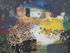 ✽ john piper - 'tretio' - mixed media - 1969