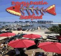 Destin Restaurants – Great Dining Options in Destin, Florida Destin Restaurants, Destin Florida Vacation, Fishing Villages, Places To Go, City, Beach, Oceans, Travel, Food
