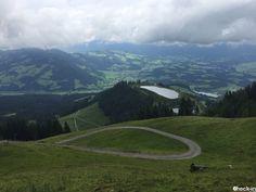 La Mausefalle sulla Streif di Kitzbühel, #tirolo