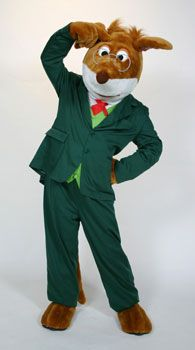 Geronimo Stilton Character Costume is provided free of charge by the publishers for promotional use only at schools, libraries and bookstores. The only cost to you is second-day air shipping arranged by Costume Specialists to send the costume to its next event.