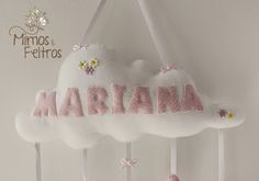 Enfeite de Porta Bailarinas da Mariana