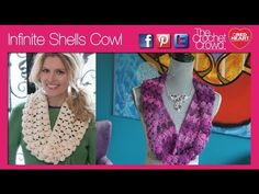 How To Crochet Infinite Cowl