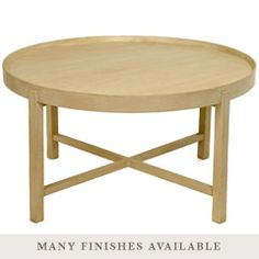 Tritter Feefer Home Collection Isabella Coffee Table TF1007