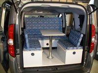 C-tech: Campingvan - Minicamper - Fiat Doblo neu, Opel Combo neu - Camper, Camping