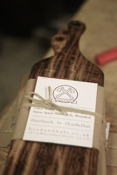 Chopping Boards | Head & Haft
