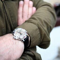 Ceas Vostok - Inc Komandirskie 1965 Mecanic - Cadran gri, secundar rosu Bracelet Watch, Watches, Bracelets, Accessories, Fashion, Wrist Watches, Bangle Bracelets, Moda, Wristwatches