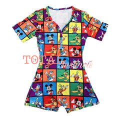 Minnie Mouse Birthday Outfit, Stitch Doll, Summer Trends, Sleepover, Onesies, Comfy, Disney, Long Sleeve, Spandex