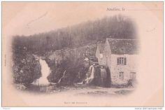 Le Saut de GOULOUX  -  Moulin à eau