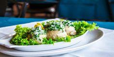 Locos con salsa verde, una fresca y deliciosa receta.