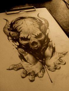 http://www.deviantart.com/art/skull-hands-459854984