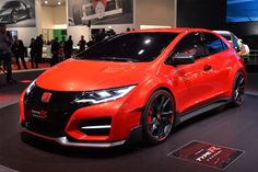 #Honda #Civic Type R flaunting! What is #special about this #car, find out now #latest #upcoming #red #white #interior #aerodynamics
