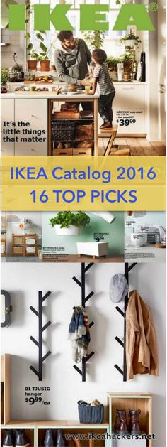 JULES BLOGS HERE: 16 things I like about the new IKEA Catalog 2016
