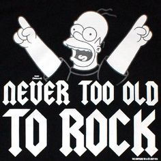 rock and roll quotes | When Is a Band Too Old to Rock?