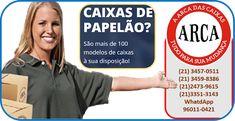 CAIXA DE PAPELÃO: CAIXA DE PAPELÃO / ARCA DAS CAIXAS
