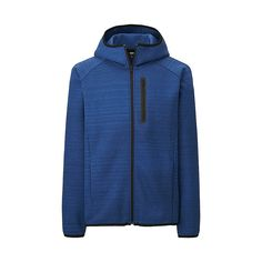 MEN Dry Stretch Sweat Full-Zip Hoodie (8 colours)