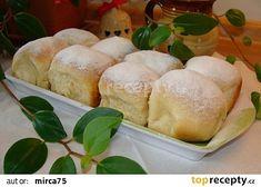 Univerzální těsto na koláče, buchty, vdolky a sladké knedlíky recept - TopRecepty.cz Food And Drink, Treats, Make It Yourself, Baking, Sweet, Recipes, Program, Hampers, Breads