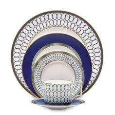 Wedgwood® Renaissance Gold Dinnerware - BedBathandBeyond.com