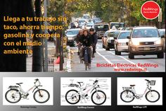 #Bicicletas #Eléctricas RedWings #calidad y #tecnología de vanguardia