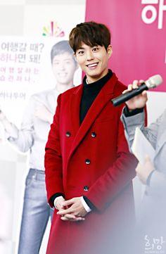 Park Bo Gum at Hana tour fansign event. © on pic