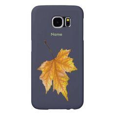 One maple leaf Samsung Galaxy s6 case