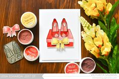 "Simple Smiling Cards: Блог-Хоп ""Sweet Life"""