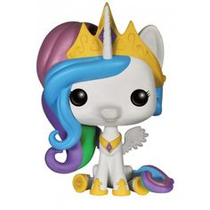 Collect officially-licensed My Little Pony Princess Celestia Pop! Vinyl Figure by Funko at Interestingly Normal Geek Shop; the place to find your favorite pop! Pop Vinyl Figures, Funko Pop Figures, Fluttershy, Mlp, My Little Pony Princess, My Little Pony Twilight, Disney Pop, Princesa Celestia, My Little Pony Figures