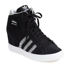 a29314b4431e Women s adidas Hidden Wedge Sneaker (1,495 MXN) ❤ liked on Polyvore  featuring shoes,