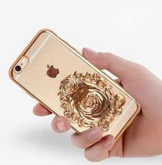 Rs: 999 (Cash on delivery) (Free Delivery) Hot! Luxury Electroplating TPU with Mirror Surface phone cover with 3D engrave Rose Pattern case (For iPhone 6 & 6) Available in iphone 6 and 6 plus Colors: Golden Rose Gold How to place order: - Inbox us on Facebook - Whatsapp us : 03064744465 Website: http://ift.tt/1qO0s5s - http://ift.tt/1MNMhRR