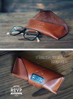 Hey, I found this really awesome Etsy listing at https://www.etsy.com/listing/194556967/custom-sunglasses-leather-case-handmade