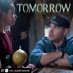 Director @jensenackles #ActionAckles ❤️ ------ #Repost @cw_supernatural with @repostapp. ・・・ Before you see tomorrow's @jensenackles -directed episode of #Supernatural, watch the rest of the season for free! Link is in the bio.