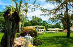 Giugno....wedding party in giardino - Santa Lucia Meeting's Club