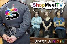 """""""Pussy Riot""""    Start A Riot On ShopMeet.TV"""