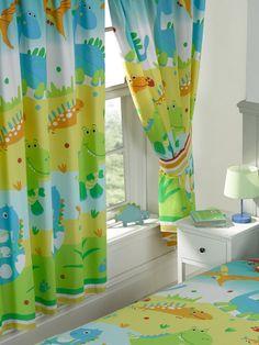 dinosaurus beddengoed meisjes gordijnen slaapkamer themas slaapkamerdecoratie