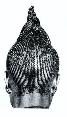 J.D Okhai Ojeikere's Photos of Hair in the 1960s (Africa)