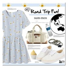 Road Trip Fun! by asteroid467 on Polyvore featuring Disney, vintage, roadtrip, polyvorecommunity, polyvorestyle, waystowear and PolyvoreMostStylish